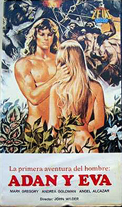 Adam and Eve vs. the Cannibals (1983)