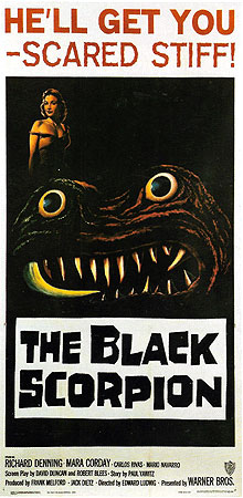 The Black Scorpion (1957)