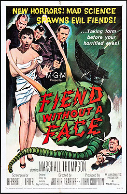 Fiend Without a Face (1957)