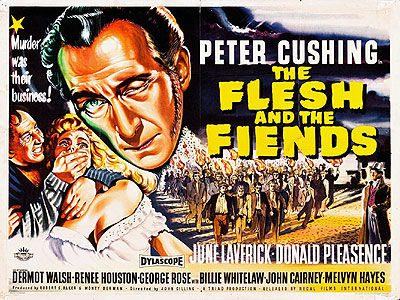 The Flesh and the Fiends (1959)