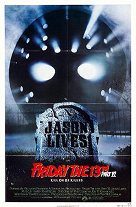 Friday the 13th, Part VI: Jason Lives (1986)