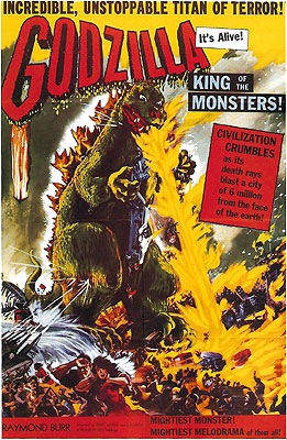 Godzilla: King of the Monsters (1954)
