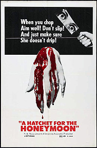 A Hatchet for the Honeymoon (1970)