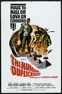 The Human Duplicators (1965)