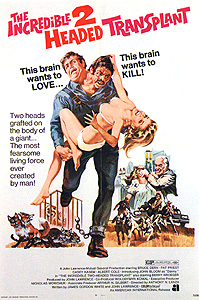 The Incredible 2-Headed Transplant (1971)