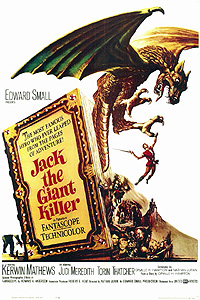 Jack the Giant Killer (1961)