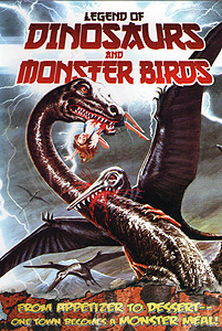 Legend of Dinosaurs and Monster Birds (1977)