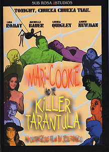 Mari-Cookie and the Killer Tarantula in Eight Legs to Love You (1998)