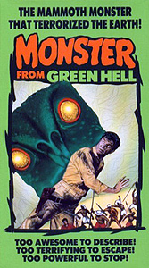 Monster from Green Hell (1956)