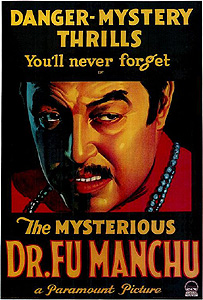 The Mysterious Dr. Fu Manchu (1929)