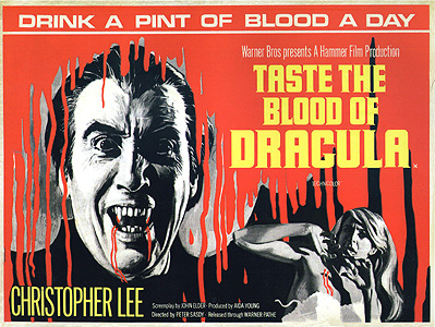 Taste the Blood of Dracula (1969)