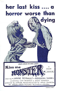 Kiss Me, Monster (1969)
