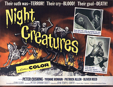 night creatures 1962