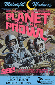 Planet on the Prowl (1965)