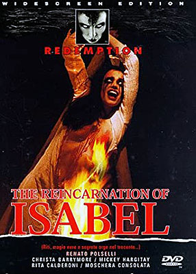 The Reincarnation of Isabel (1974)