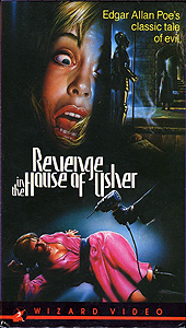 Revenge in the House of Usher (1982?)