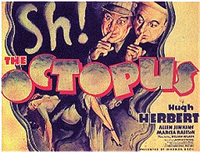 Sh! The Octopus (1937)