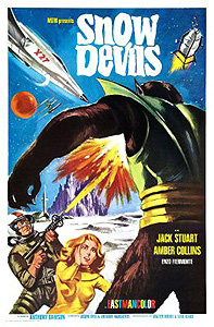The Snow Devils (1965)