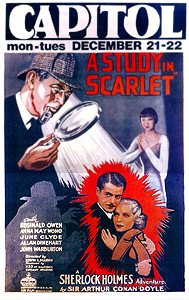 A Study in Scarlet (1933)