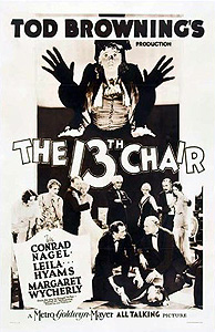 The Thirteenth Chair (1929)