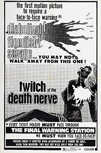 Twitch of the Death Nerve (1971)