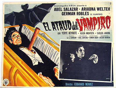 The Vampire's Coffin (1958)