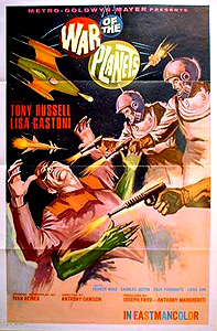 War of the Planets (1965)