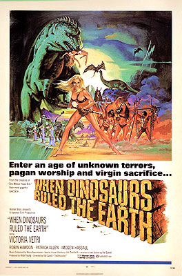 When Dinosaurs Ruled the Earth (1969)